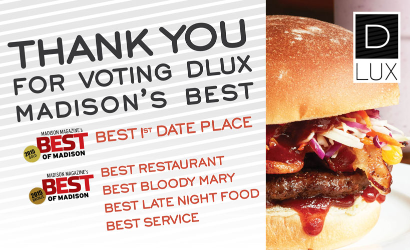 Dlux Best of Madison